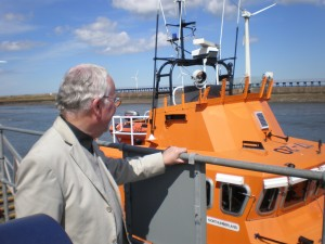 Blyth Lifeboat Open Day 2012